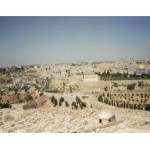 Jerusalem from Mount Olives